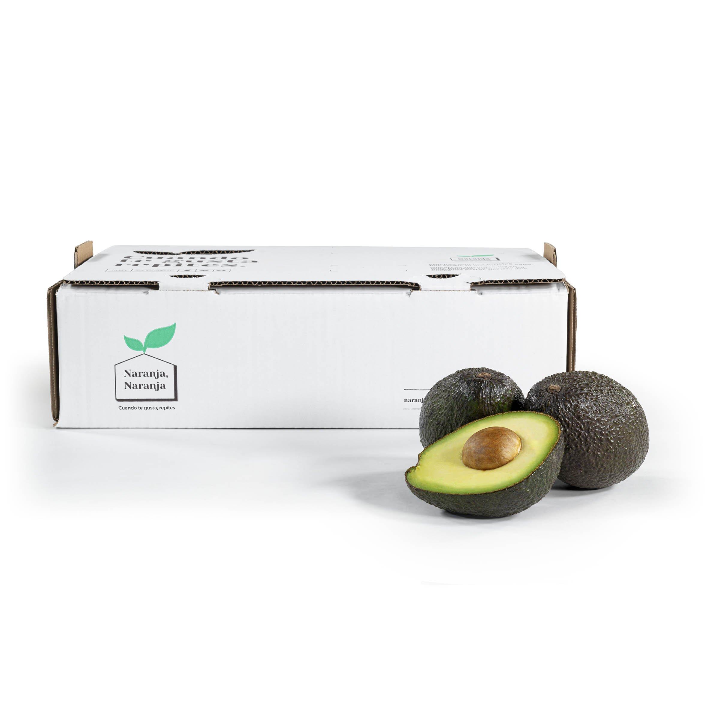 aguacate 4kg con producto